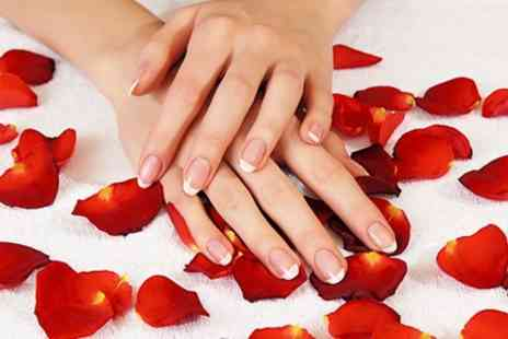 The Make Up Room - Gel Polish on Hand or Feet or Both - Save 50%