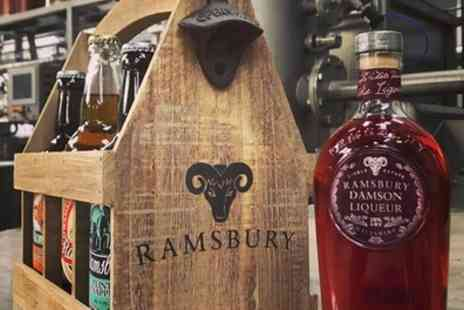 Ramsbury Brewery - Brewery and Distillery Tour with Tastings for Up to Four - Save 34%