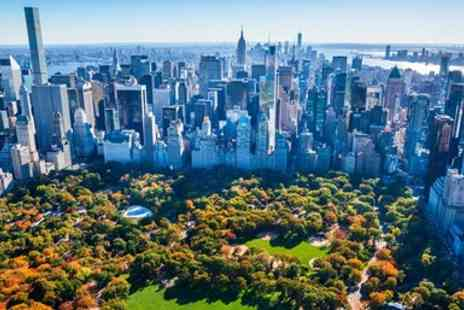 Southall Travel - Three night New York City break with flights - Save 0%