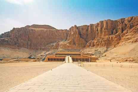 On the Go Tours - Eight night Egypt escorted group tour with Cairo, Luxor & Edfu - Save 0%