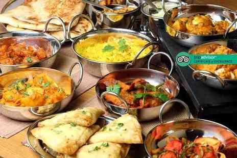 Mister Singhs - Seven course Indian tasting menu for two or four - Save 60%
