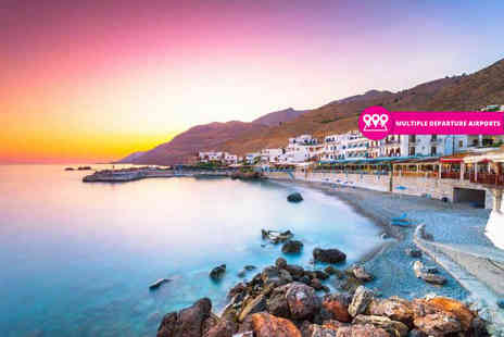 Bargain Late Holidays - Four night all inclusive getaway with return flights - Save 44%