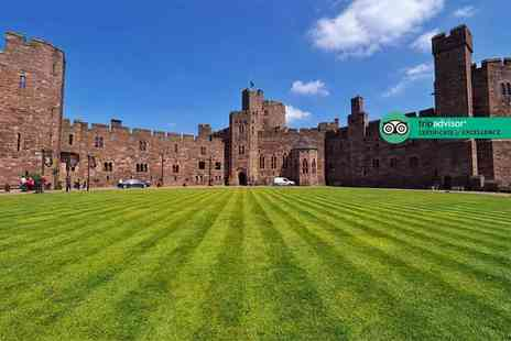 Peckforton Castle - Spa day for one or two including two 25 minute treatments and a glass of Prosecco - Save 30%