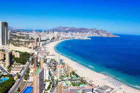 Fleetway Travel - Five night all inclusive Benidorm getaway with return flights - Save 27%