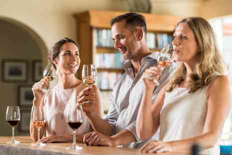 Pieroth Wines - Luxury wine tasting session in your own home for up to four people including a bottle of wine - Save 76%