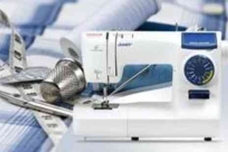 Aisin UK - Toyota 15 Stitch £89 for a Toyota 15 Stitch 15JSPB sewing machine - Save 0%