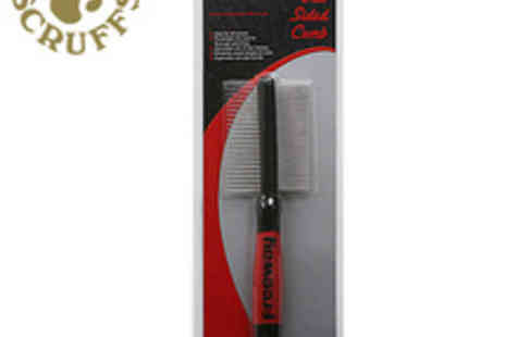 Scruffs - Freeway Duo Sided Comb - £3.49 - Save 0%