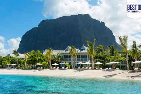 St Regis Mauritius - Five Star Stunning Suite with Full Board Dining - Save 0%