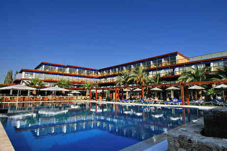 All Senses Ocean Blue - Four Star All Inclusive Seaside Break on Ialyssos Bay For Two - Save 39%