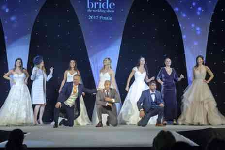 Archant Community Media - Two or four general admission tickets to Bride The Wedding Show on 13 To 14 October - Save 55%