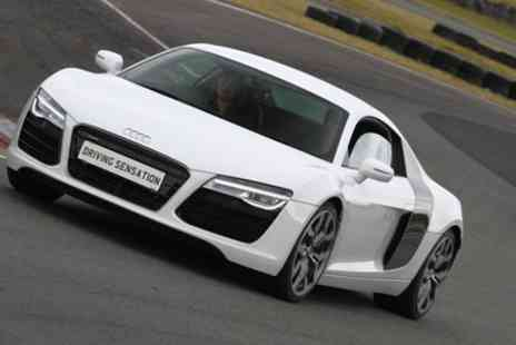 Driving Sensation - Supercar Experience for One or Two - Save 43%
