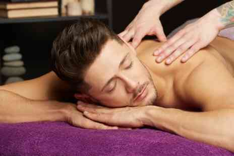 New Heights Holistic - 30 or 60 Minute Massage with Optional 45 or 30 Minute Facial - Save 40%