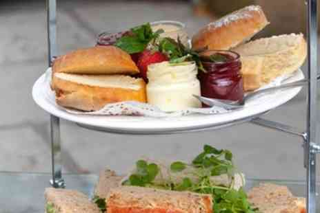 Milford Hotel and Spa - Sparkling Afternoon Tea for Two or Four - Save 31%
