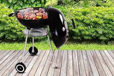 FDS Corporation - Portable kettle charcoal grill - Save 51%