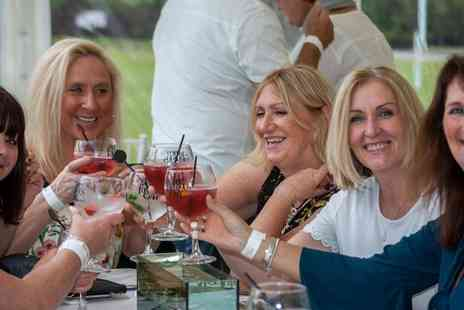 Absolutely Fabulous Gin Festival - Two entry tickets to the Absolutely Fabulous Gin Festival including a welcome drink and take home samples choose from Liverpool dates on 15th or 16th June - Save 50%