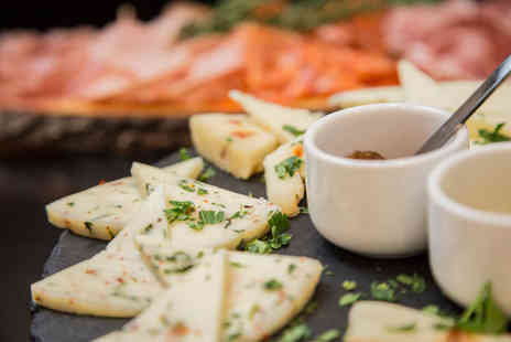 Prosecco Bar - Sharing board and bottle of Prosecco for two people to share - Save 52%
