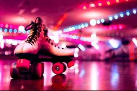 Sk8 Hire - Entry for One, Two, Four or Six to Roller Disco - Save 50%