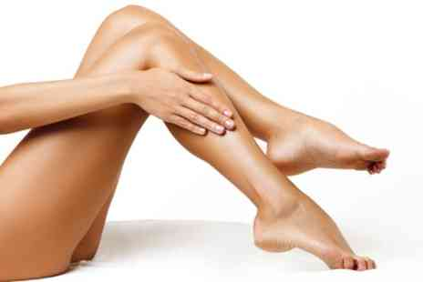 Number 10 Massage and Beauty - Hollywood or Brazilian Waxing with Optional Underarm and Half-Leg Waxing - Save 63%