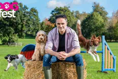 Fitz All Media - One child or adult ticket to Dogfest on 23 To 24 June - Save 0%