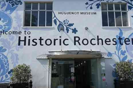 Huguenot Museum - Museum Entry for One, Two or Family to the Huguenot Museum - Save 25%