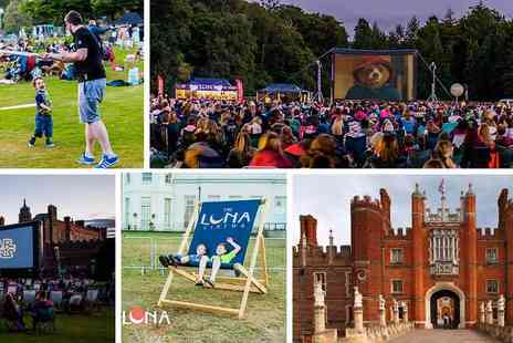Luna Kids Cinema - Ticket to Luna Kids Cinema South, The UKs First Open Air Cinema Designed for Kids - Save 0%
