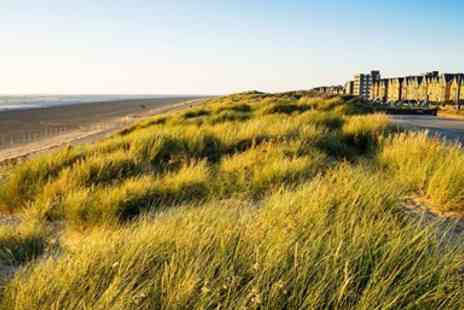 The Lindum Hotel - Two Night Lytham St Annes seaside stay with meals - Save 45%