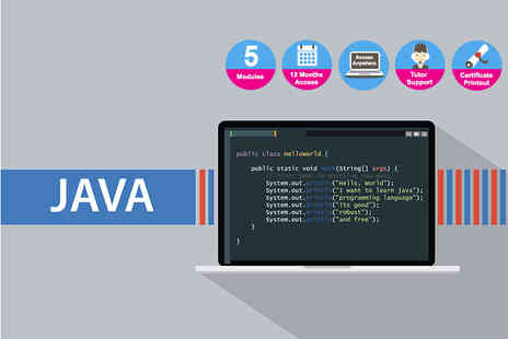 Vizual Coaching - Java programming course - Save 92%