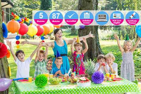 New Skills Academy - Complete childrens entertainment diploma - Save 95%