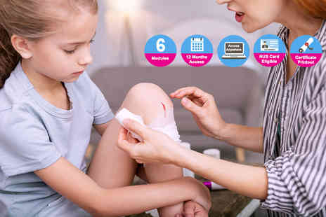 Oplex Careers - Level 3 paediatric first aid course - Save 96%