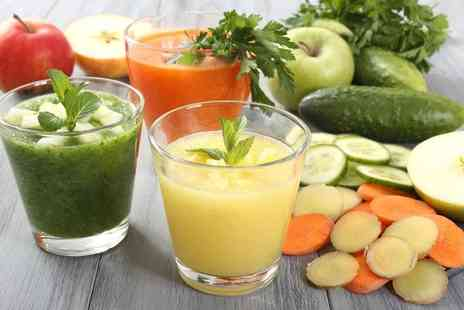 E Careers - Online juicing & blending course - Save 92%