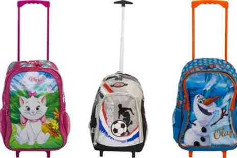 Groupon Goods Global GmbH - Disney Children's Trolley Backpack - Save 63%