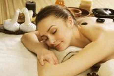 Bliss Beauty Rooms - Fabulous hot stone massage and facial combo - Save 80%