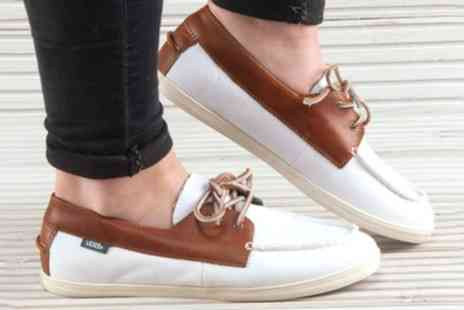 Groupon Goods Global GmbH - Womens Vans Pumps - Save 0%