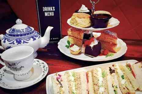 Saint Judes - Afternoon Tea with Cocktails for Two or Four - Save 35%