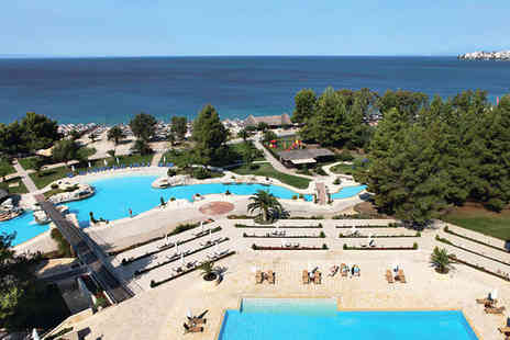 Porto Carras Meliton - Five Star Family Friendly Sunny Getaway For Two - Save 45%
