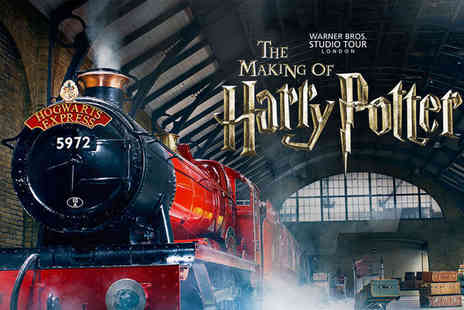 Harry Potter Warner Bros Studio Tour - Magical Experience & Stylish London Hotel Stay For Two - Save 46%
