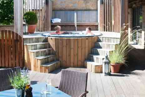 The Feversham Arms Hotel & Spa - Spa package including facial, cake & bubbly - Save 44%