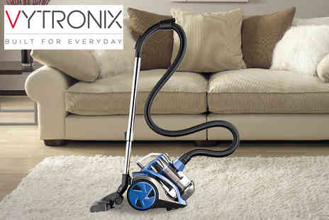 Direct Vacuums - Vytronix CYL01 cyclonic bagless vacuum cleaner - Save 0%