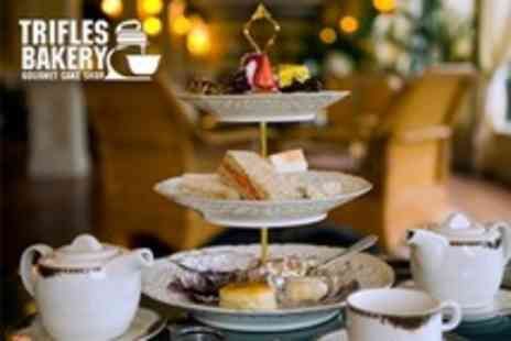 Trifles Bakery - Afternoon Tea For Four - Save 0%