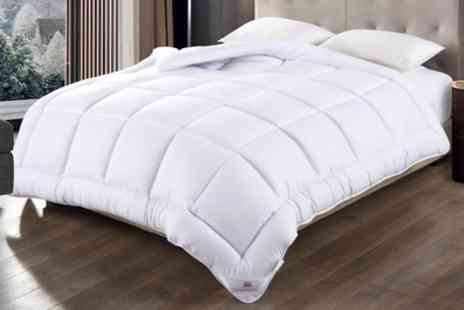 Groupon Goods Global GmbH - Microfibre Like Down Duvet - Save 70%