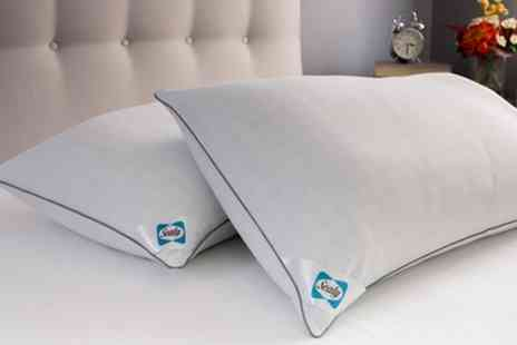 Groupon Goods Global GmbH - Two or Four Sealy Select Balance Pillows - Save 66%