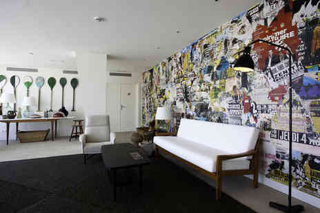 Hotel Vincci Bit - Four Star Artistic Design in Barcelona Stay For Two - Save 77%