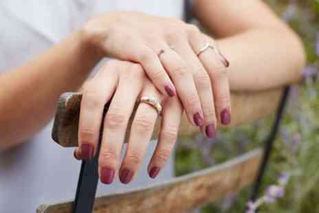 Mitra Beauty Land - Shellac Manicure or Pedicure or Both - Save 54%