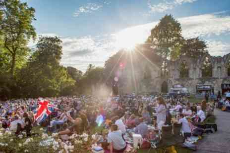 York Proms - One child, adult or family ticket to The York Proms on Saturday 30 June - Save 27%