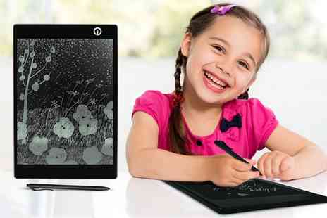 Groupon Goods Global GmbH - 9.7 Inch Lcd Writing and Drawing Tablets E Writer, Can Be Erased up to 500,000 Times - Save 0%