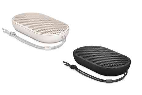 Groupon Goods Global GmbH - Bang & Olufsen Beoplay P2 Bluetooth Speaker With Free Delivery - Save 0%