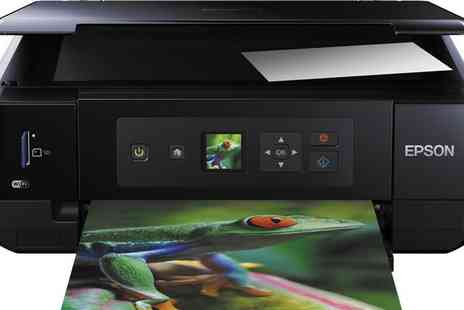 Groupon Goods Global GmbH - Epson Expression Premium XP-530 All In One Wireless Printer With Free Delivery - Save 0%