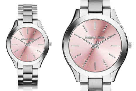 Mimo Deals - Michael Kors MK3380 Runway watch - Save 67%