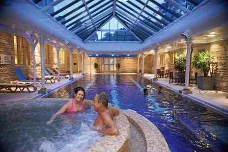 Thoresby Hall - Deluxe spa day for two people including a light two course lunch, or include a Rhassoul mud treatment each - Save 51%