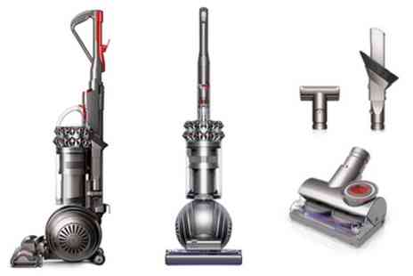 Groupon Goods Global GmbH - Dyson Cinetic Big Ball Animal Bagless Upright Vacuum Cleaner With Free Delivery - Save 56%